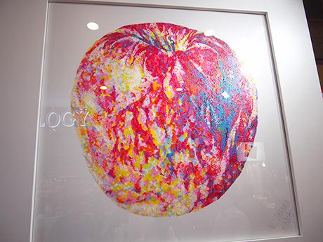 アーティスティックリンゴ。