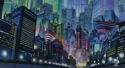 ちなみに、1988年、バブルがはじける前のアニメ映画『AKIRA』では、ドバイ並の高層ビルが並び立つ2019年のトーキョーが描かれている。(いまならオンラインですぐここから観られますよ http://www.b-ch.com/ttl/index.php?ttl_c=205)