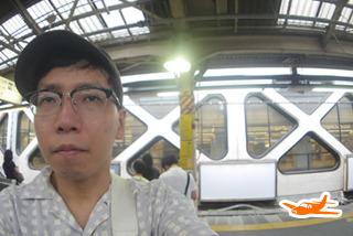 新宿駅15時30分(行き)