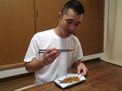 これも日本酒やご飯がススム味です。うまいね!