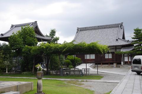 愛知県江南市永正寺、禅宗である臨済宗のお寺