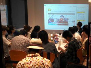 選考会はデイリーポータルZのワークショップで行われた