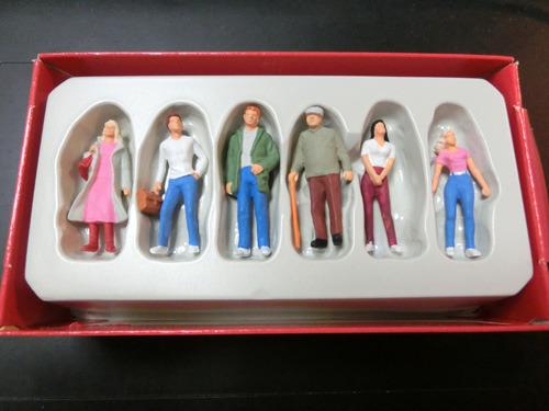 参考)鉄道模型用の人形