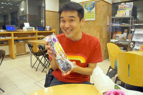 当サイトのライター小野さんである。はい、「ようかんちぎり」ってなにそれ知らないやつだ!