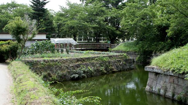星の形をしたお城「五稜郭」、実は長野県にもあるのです