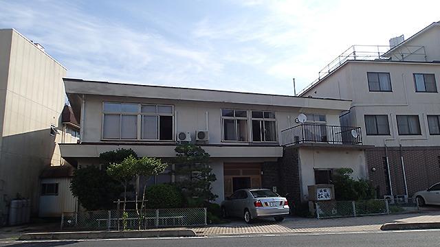 アメフラシを食べさせてくれる旅館「松浜」さん。
