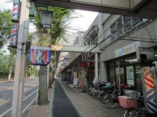 最後に、滝山中央名店街へ。