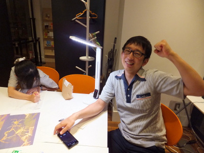 勝者:斎藤