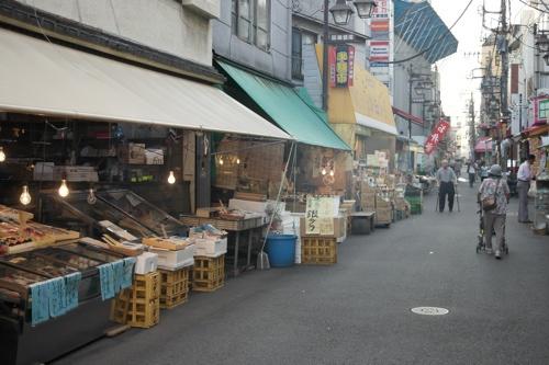 田端銀座という名の商店街