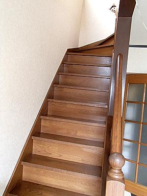 おじゃましまーす!全くもって普通の家ですね。おや、2階に何かいますよ。