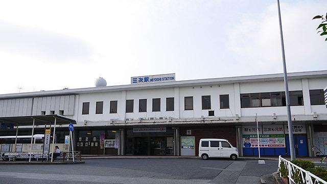広島県三次市のスーパーでは、