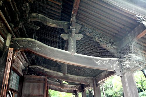 江戸時代の部分も華やかではあるが……