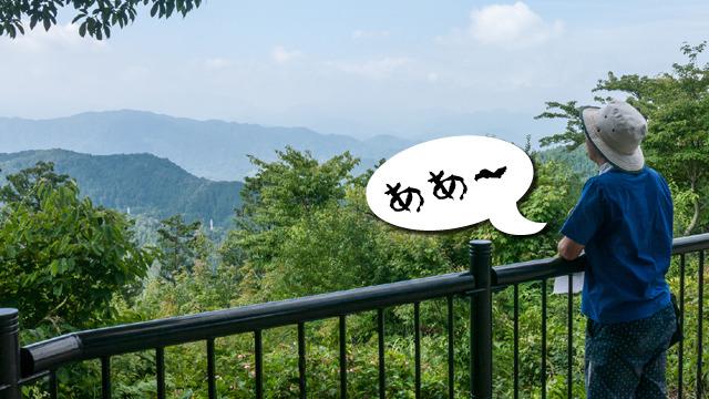 過去の失態を思い出して「ああ……」 山頂で最高の思い出しアーをしよう