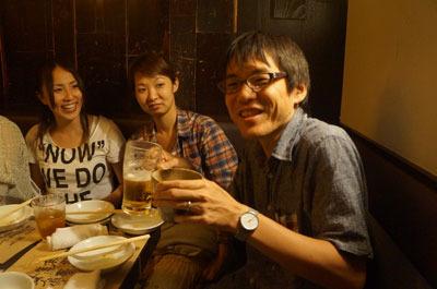 酒好きながらγ-GTPの高さゆえたくさんは飲めないという枷をおった石川