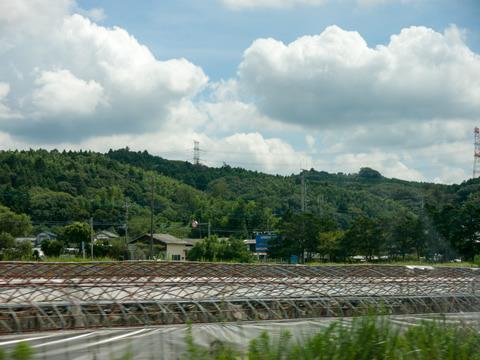 海と山が近いなあと、埼玉県民の僕は思った