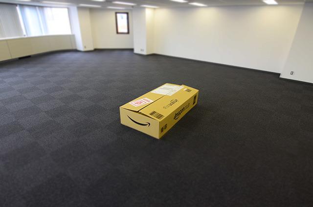 ロングテールの箱