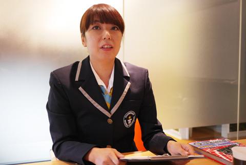 ギネス世界記録公式認定員の石川さん