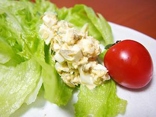 サラダオンサラダ。