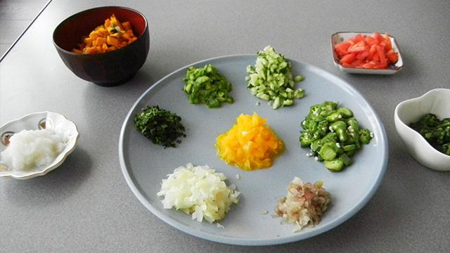 アイスと合う野菜はどれだ!?