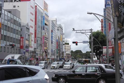 気がついたときにはすでに上野だ。御徒町はどこだったのか?