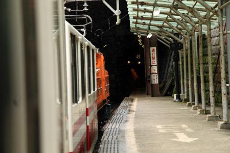 まだ線路は続くけどこの先は通常立入り禁止