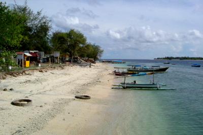 どうでも良い余談だが、インドネシアの離島で見た海ほたるは美しかった