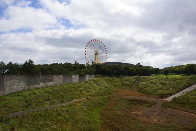 いきなり大パノラマ。