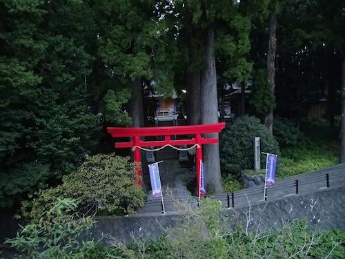 来た!浅間神社