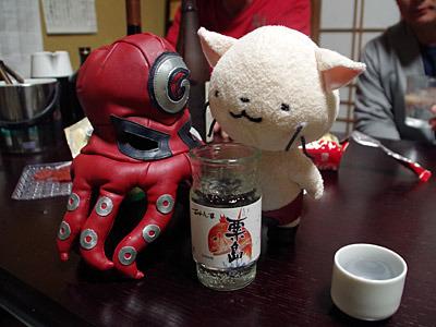 粟島の水を使って仕込んだ日本酒が、なんだかスイスイ飲めるんですよ。