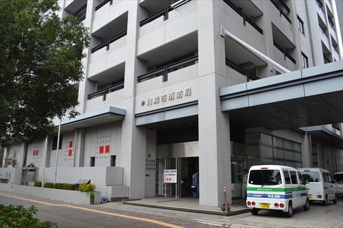 主に川崎駅前の繁華街が担当地域だそうです
