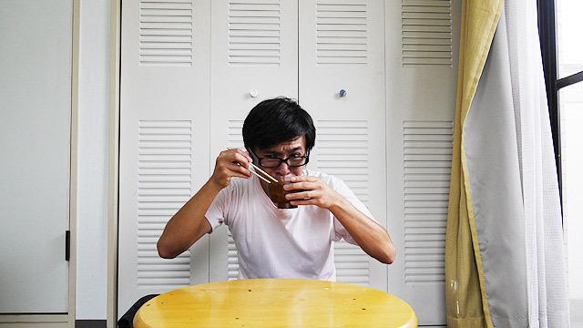 貝柱出汁の味噌汁