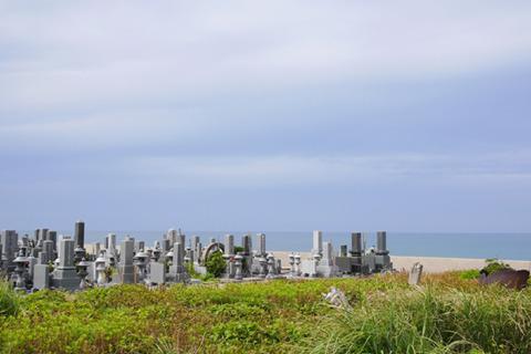 海沿いの町