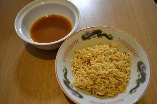 サッポロ一番炸醤麺(風)