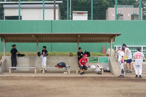 野球経験は様々