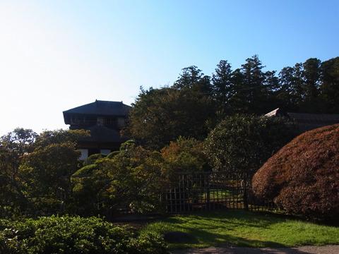 好文亭という屋敷とか。後で知ったが、設計者はあの日本初の戦車と同じ徳川斉昭。こちらは立派そうだ