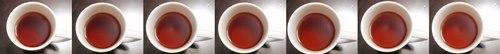 毒入り紅茶。