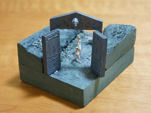 冥界の門、開かれし。