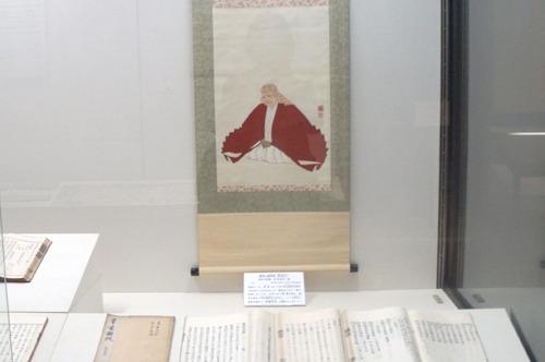 渋沢栄一、荻野吟子とならび埼玉三偉人とされているという塙保己一も大プッシュ