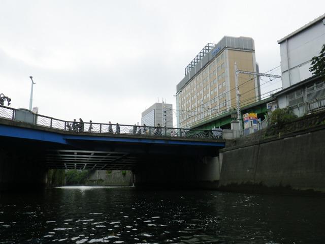 これも駅名にある橋、「水道橋」