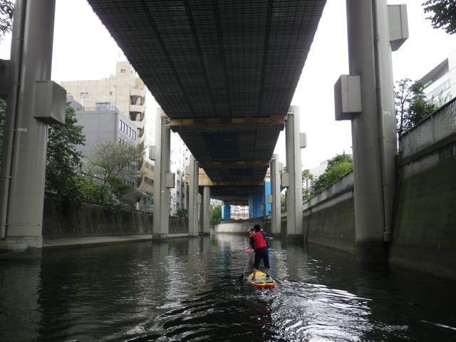 ちなみに、橋脚にある四角いでっぱりは、このまま神田川の上を覆ってまっすぐ作ろうとしていた未成線のためのもので、それは私もちょっと、実現しなくてよかったかも、と思っている。(詳しくはこの記事 http://portal.nifty.com/2010/12/18/a/)
