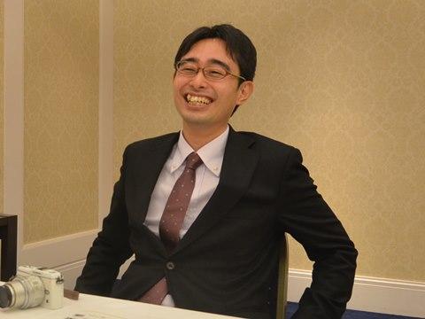 ミステリーズ!新人賞受賞の櫻田智也さん。どこかで見た名前と顔。