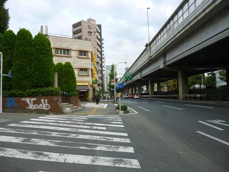 東京でも有数のオシャレエリアである