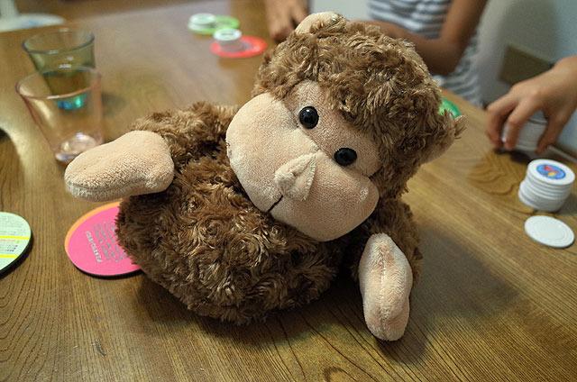 チーキーモンキー (Cheeky Monkey)