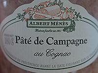 「Pate de Campagne」