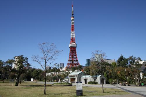 そういえば、築50年以上の東京タワーも、立派な文化財ですな