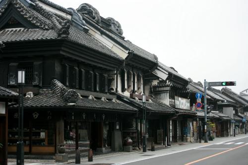 川越と言えば、重厚な蔵造りの町並みで有名だが、今回はパス
