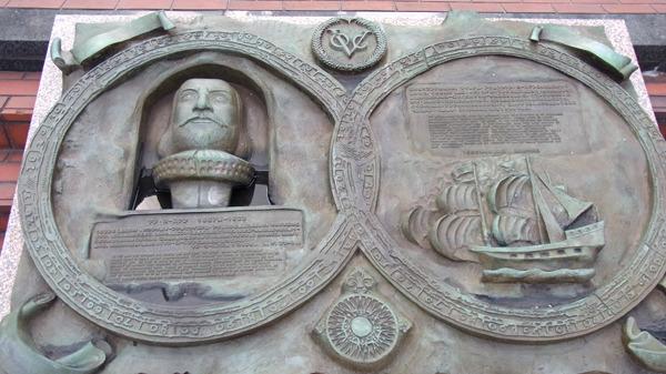 オランダの航海士、朱印船貿易家ヤン・ヨーステン。この企画が無ければ知ることは無かっただろうな