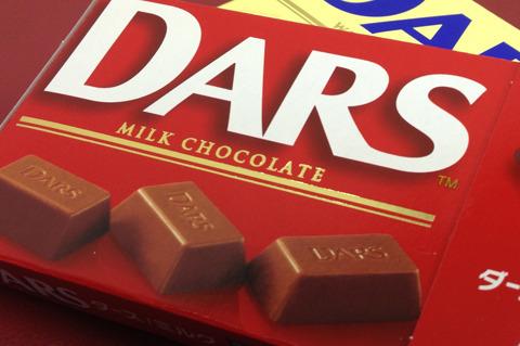 おじさんでも照れずに食べられるチョコレートだと思う