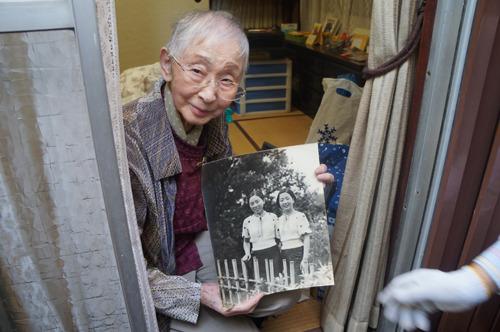 こんな写真が残っているとは思いもしなかったとのこと(物置の奥の方は亡くなった祖父が管理していて祖母は内容をほとんど知らなかったそう)