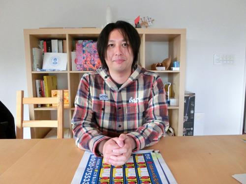 株式会社クラブソーダ 林裕さん。博報堂を経て2011年独立。